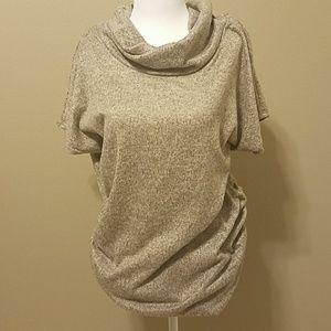 NWOT Cowl Neck Maternity Sweater Shirt